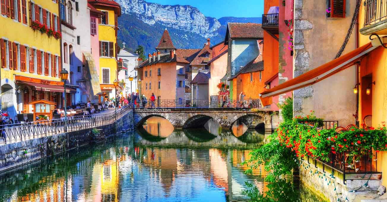 Список найкращих турнапрямків Європи для весняного відпочинку