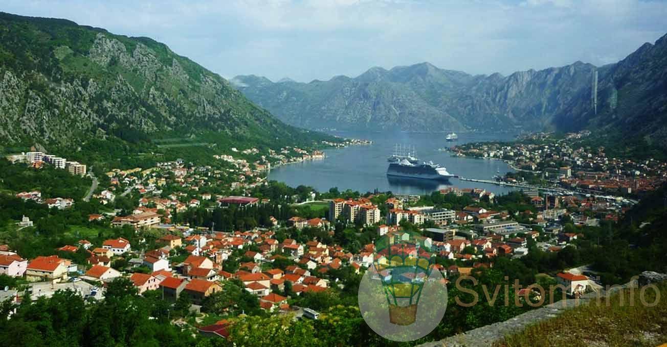 Найкращий відпочинок в Чорногорії