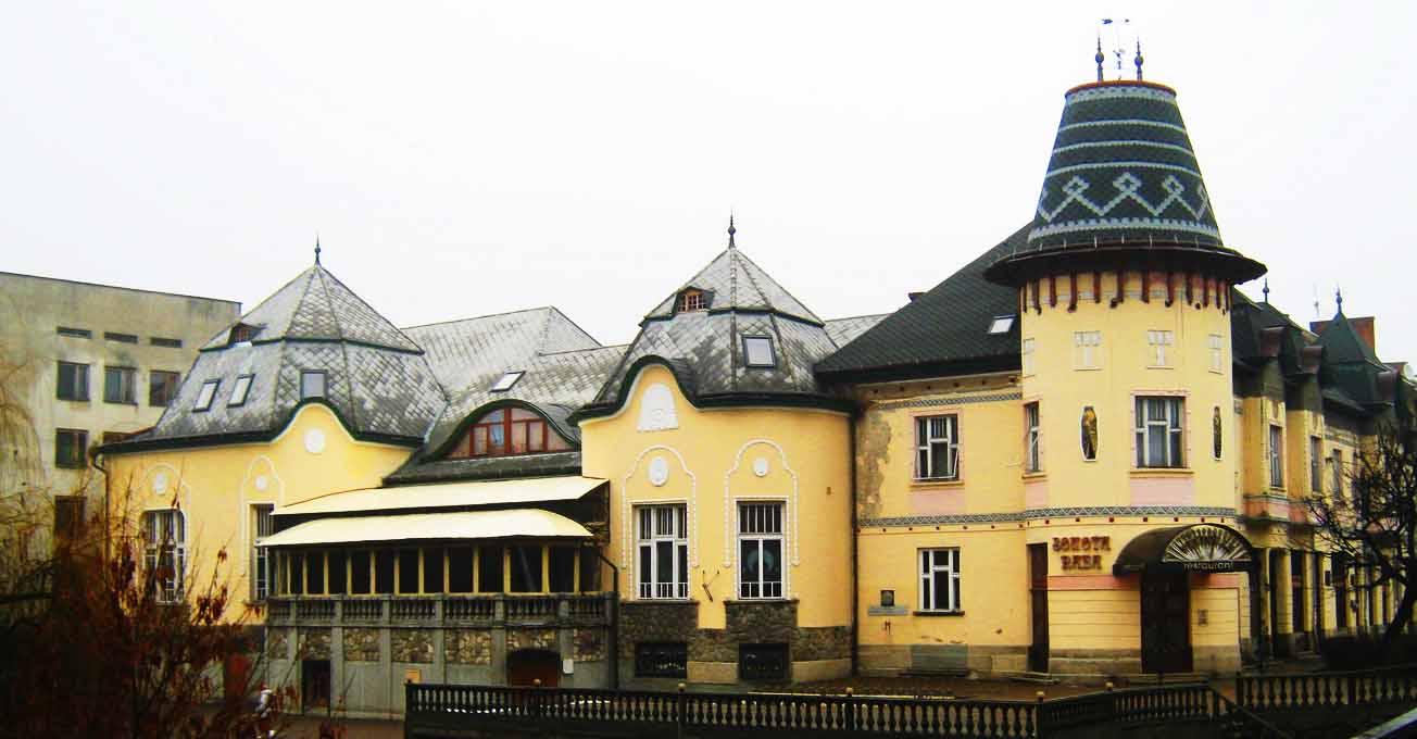 Берегово – в Україні, наче за кордоном