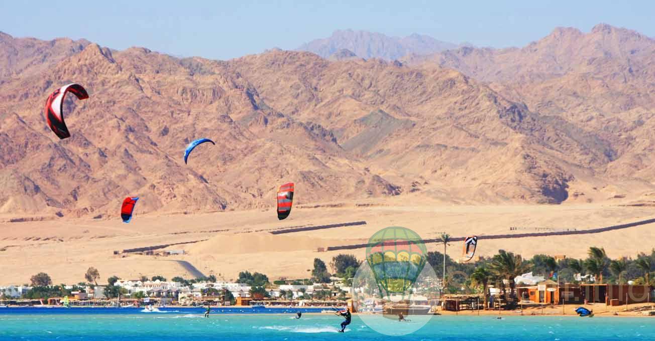 Дахаб – місце золотих пісків