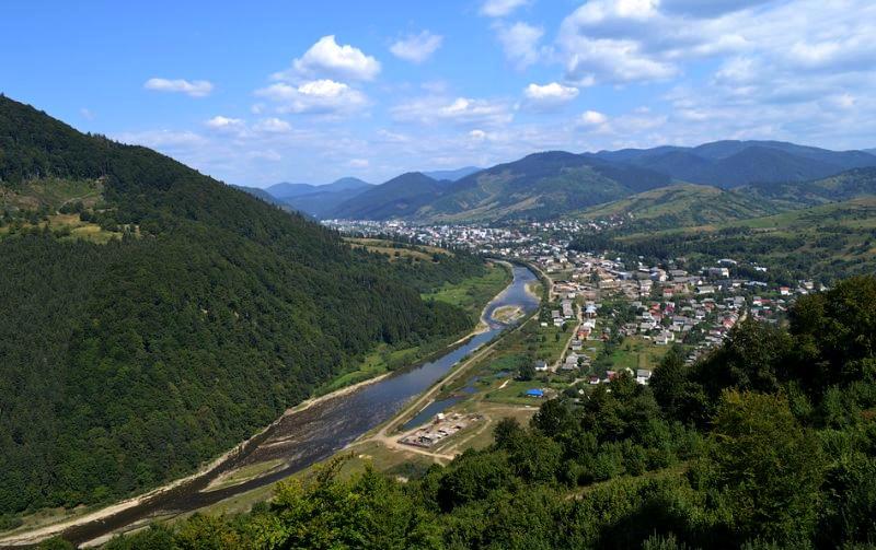 Красива Україна: все про неймовірні творіння природи