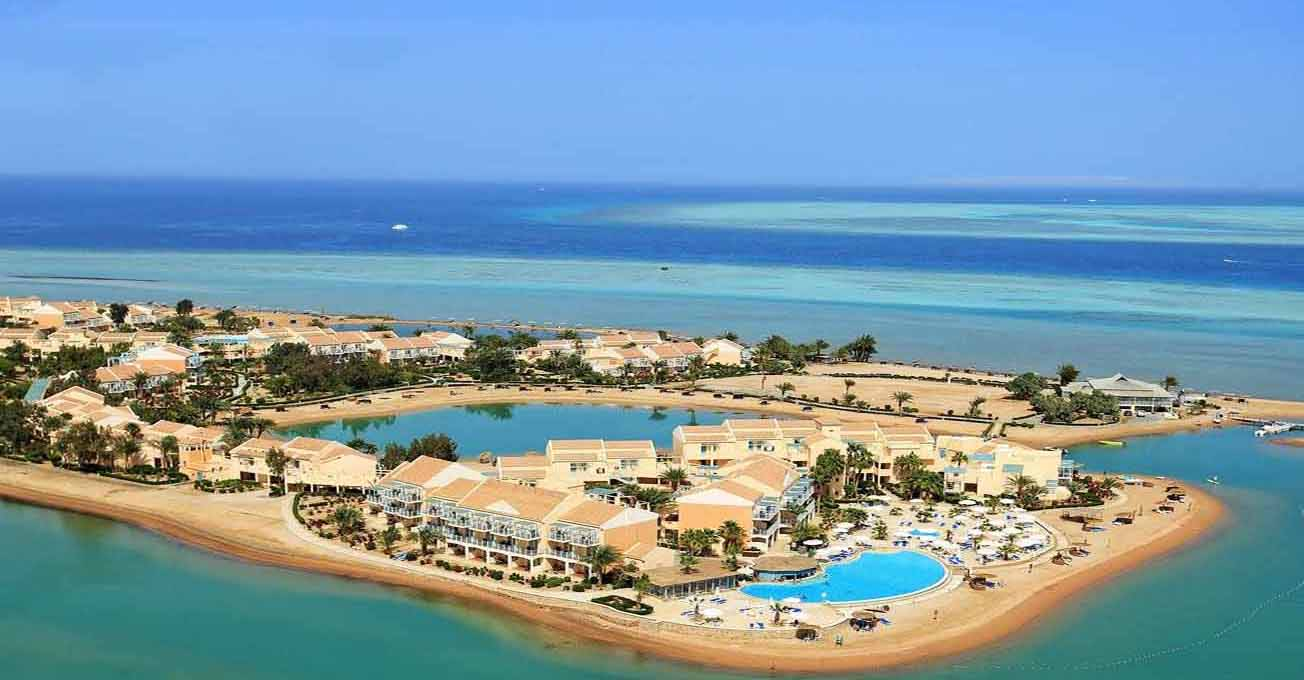 Найкращі курорти Єгипту