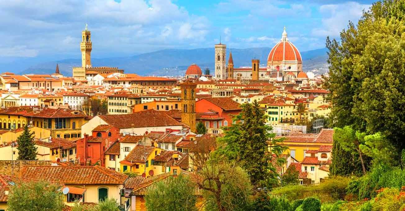 Кращі міста світу для піших прогулянок