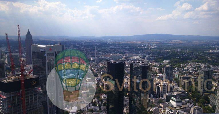 Франкфурт. Культ Євро і найвищі хмарочоси Європи