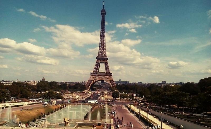 Париж. Що треба побачити крім вежі Ейфля?