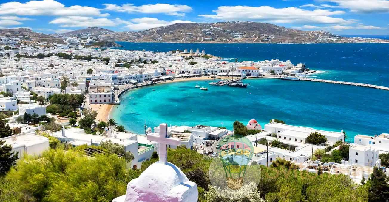Особливі перлини  Греції