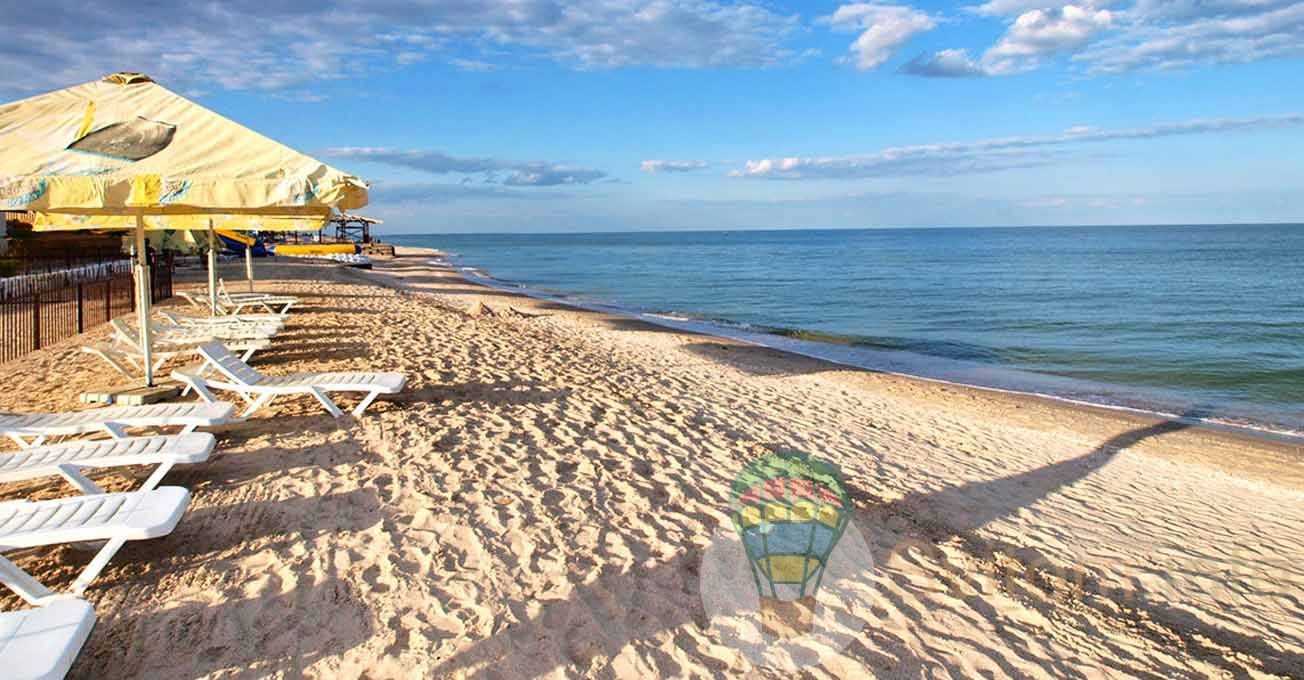 Найкращі курорти Одеської області