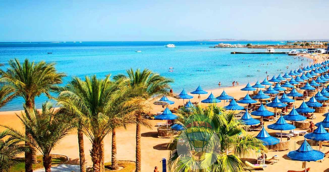 Найпопулярніші курорти Єгипту