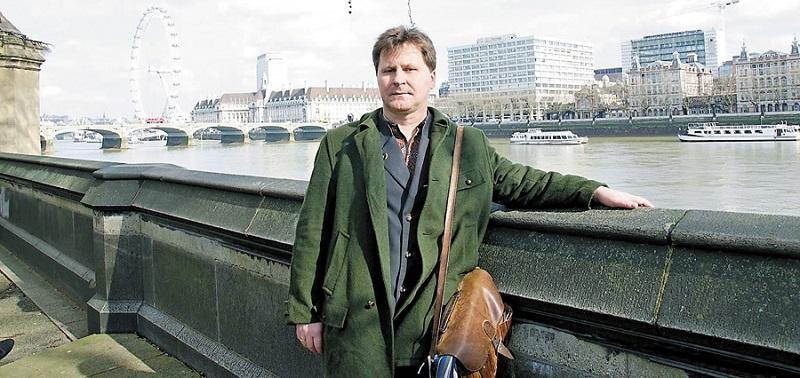 Ігор Павлюк про критичний вік чоловіків та поезію