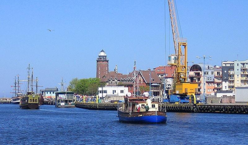 Колобжег. Курорт на Балтійському морі