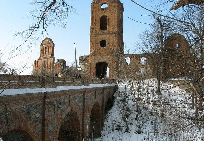 Корець - загублена перлина України
