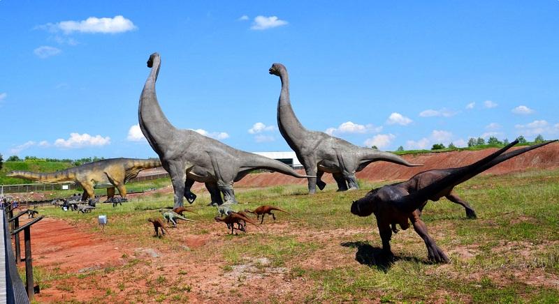 Динозаври у Красноброді