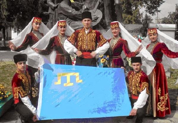 Народження, одруження і смерть у кримських татар