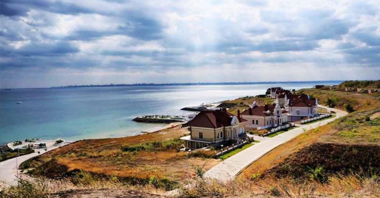 Українські курорти на Чорному морі, які подобаються мандрівникам