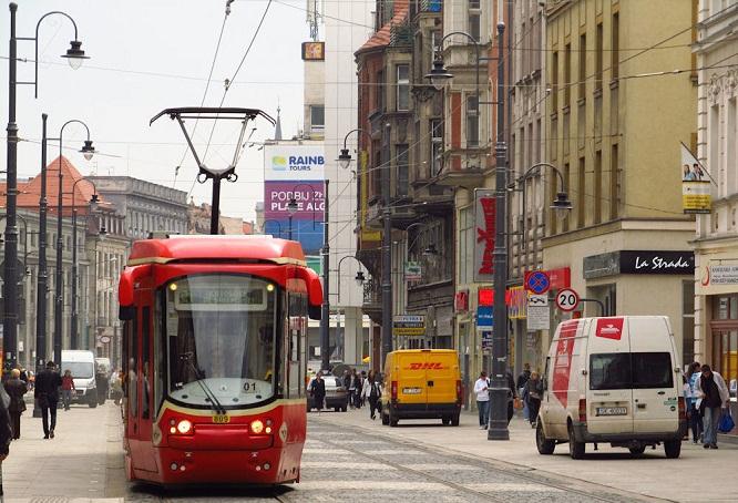 В Польському транспорті з'явилися компостери з українською мовою