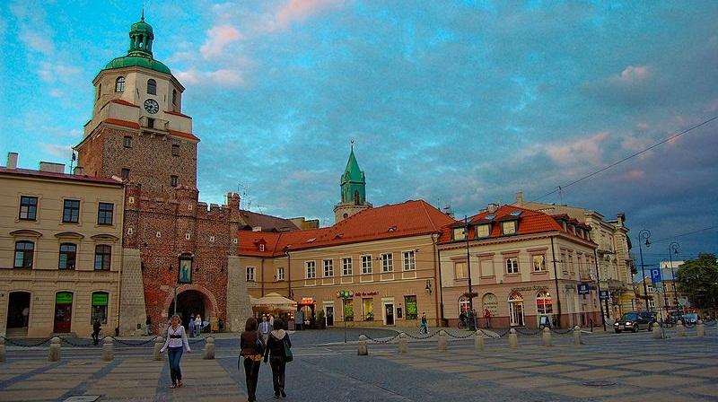 Зі Львова до Любліна поїздом