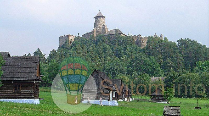 Срібна земля. Русинські села Словаччини