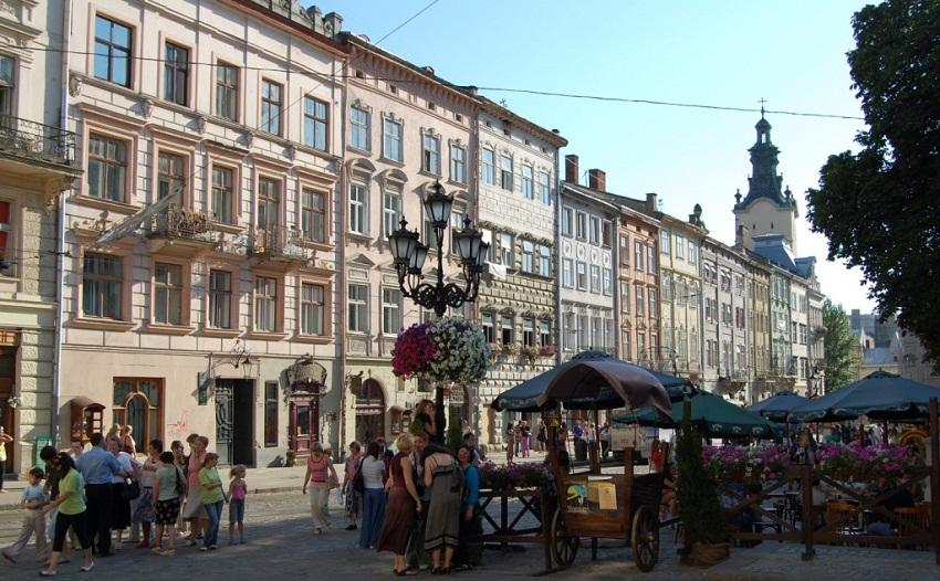 Львів у ТОП 100 туристичних міст світу
