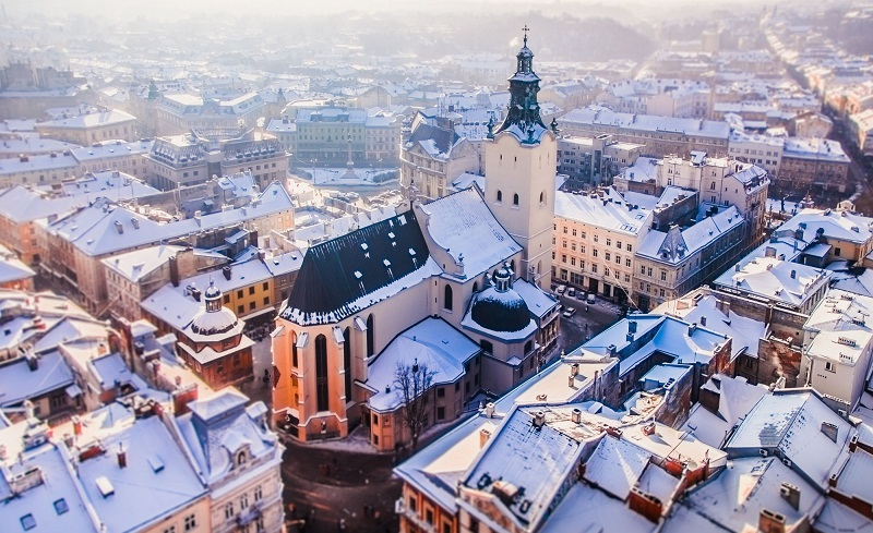 З Києва до Львова на різдвяні свята пустять додаткові поїзди