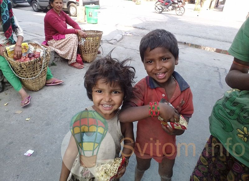 Непал. Країна щасливих і бідних людей