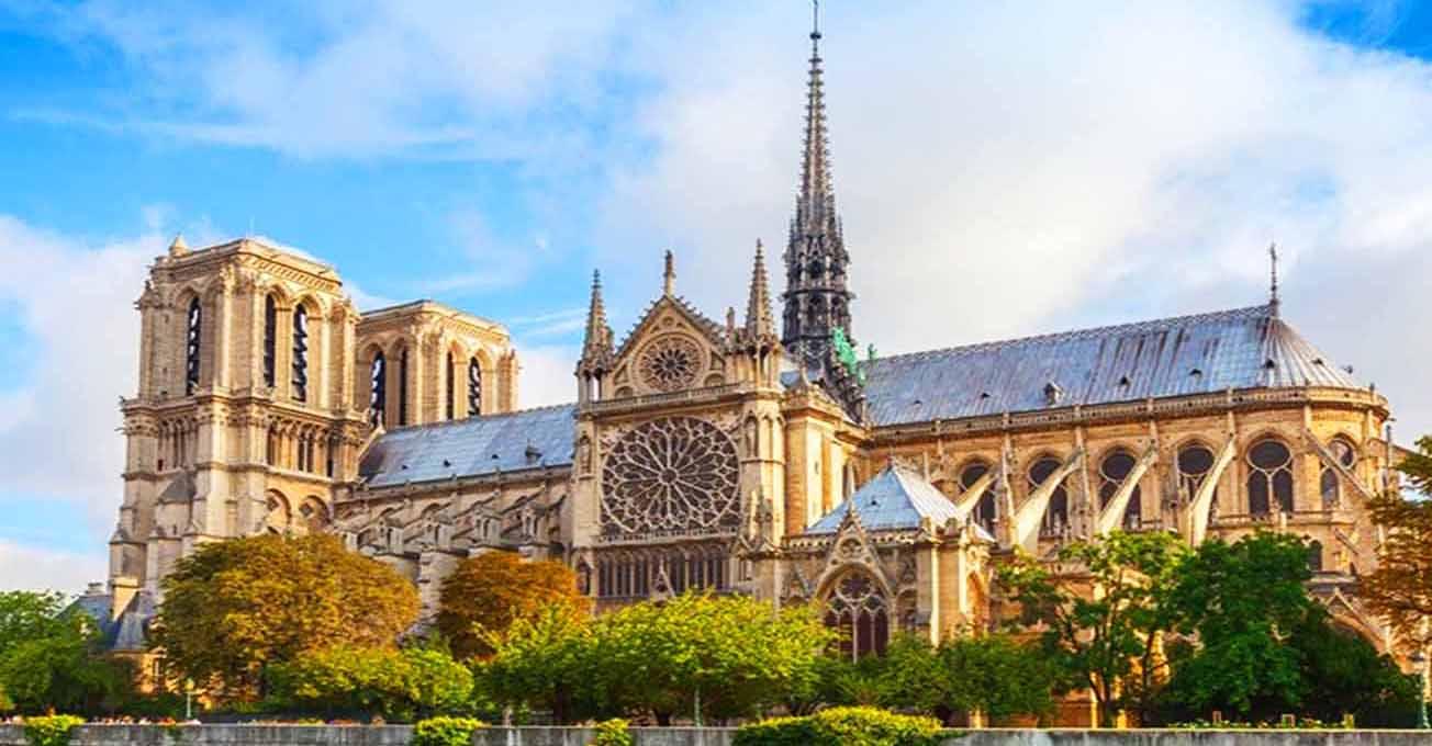 Найкрасивіші церкви і собори світу