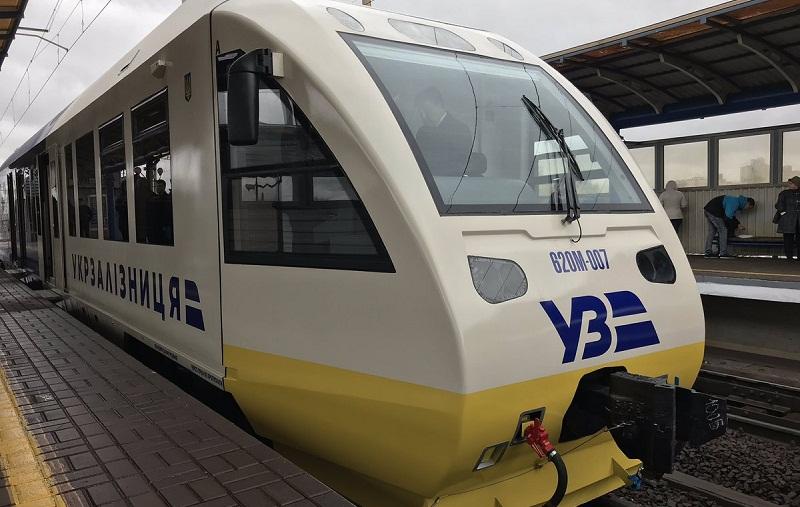 Поїзд в аеропорт