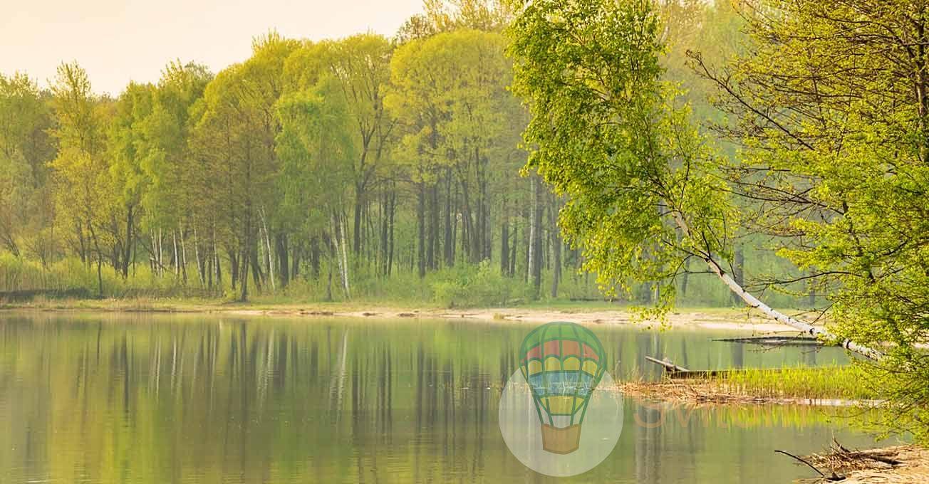 Топ-7 місць для мандрівки Україною в квітні