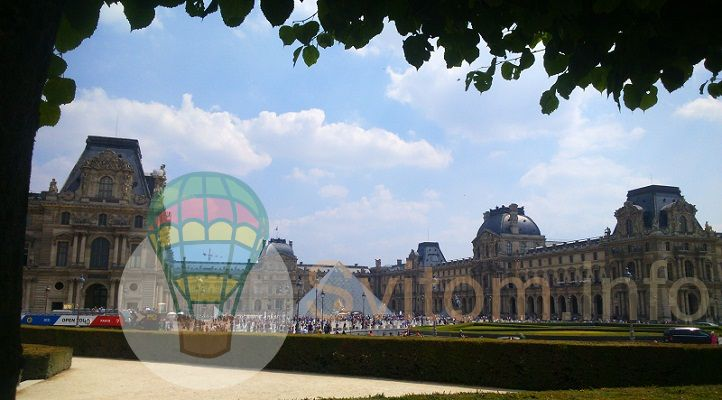 Дешеві квитки в Париж: за 65 євро в дві сторони