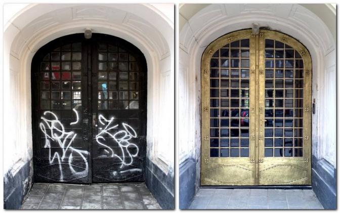 У Львові реставрують історичні брами