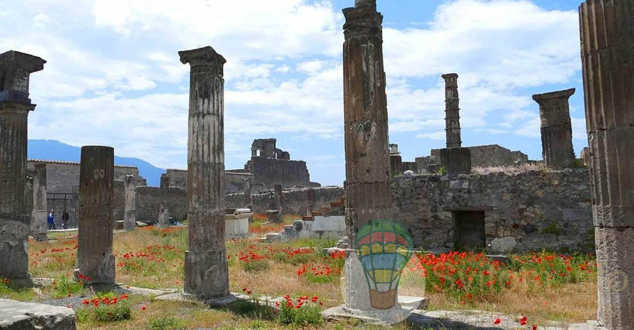 Три живописні будинки відкрилися в Помпеях