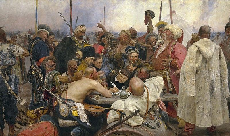 Що турецький султан відповів козакам? Документ переклали.