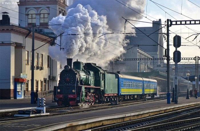 В Харкові поїде ретро-поїзд