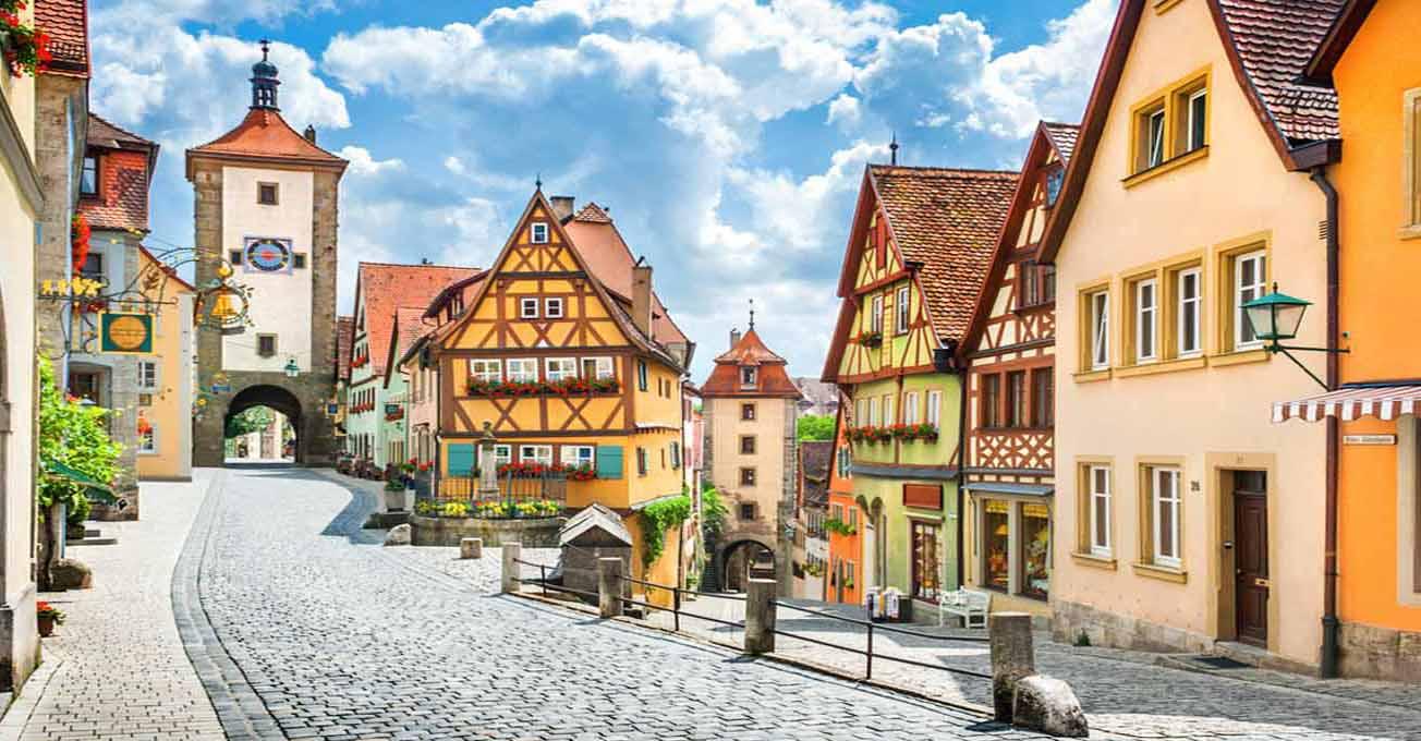 Казкові мініатюрні міста, які можна побачити