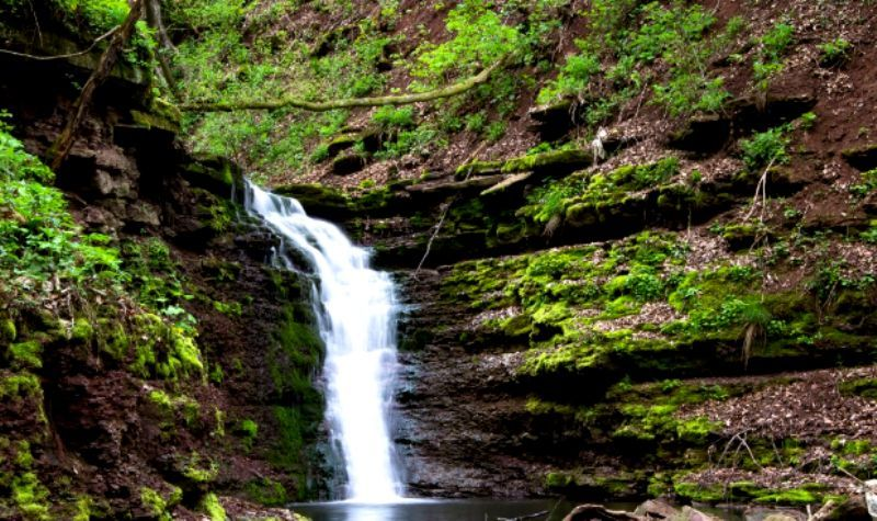 Незаймана природа - Русилівські водоспади