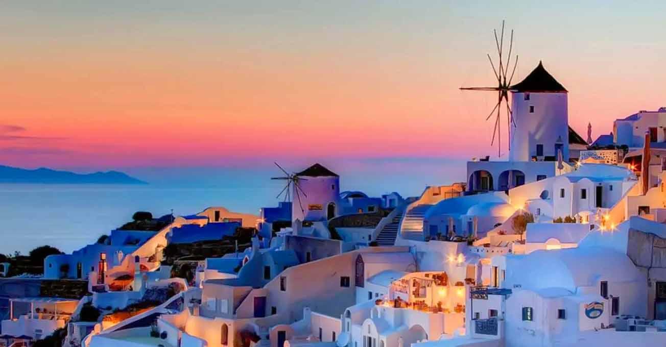 Ідеї кращого відпочинку в Європі