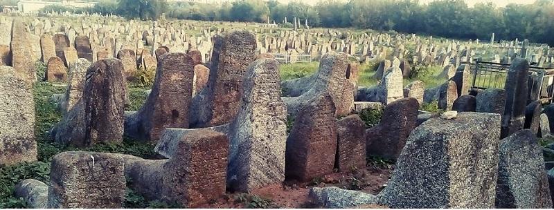 Бердичів - місто кам'яних сфінксів