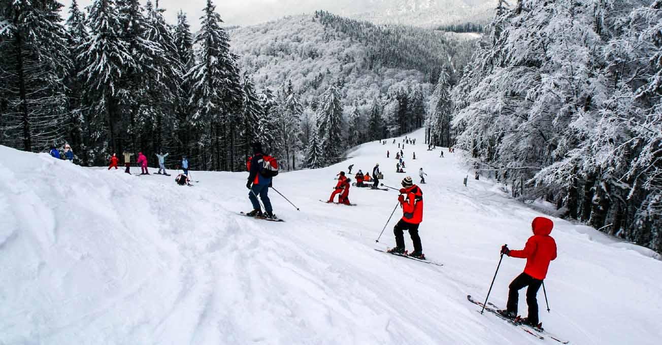 Найдоступніші гірськолижні курорти Європи