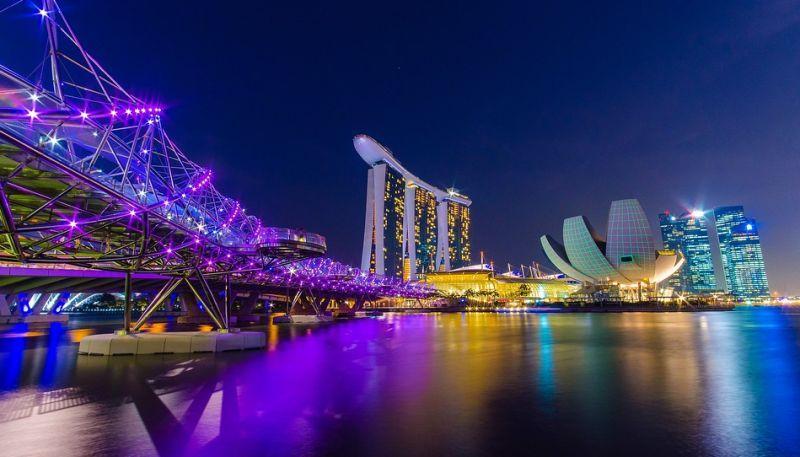 Сінгапур як на долоні