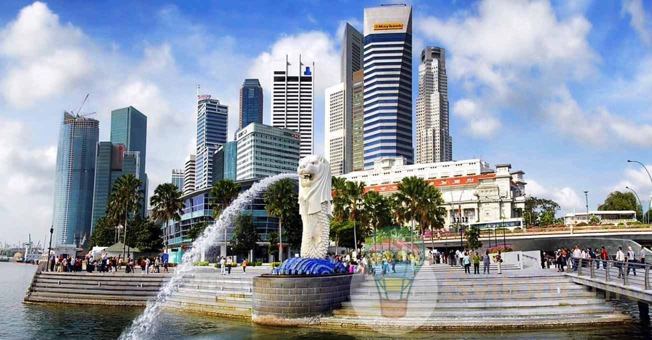 Жорстокі закони для туристів в Сінгапурі