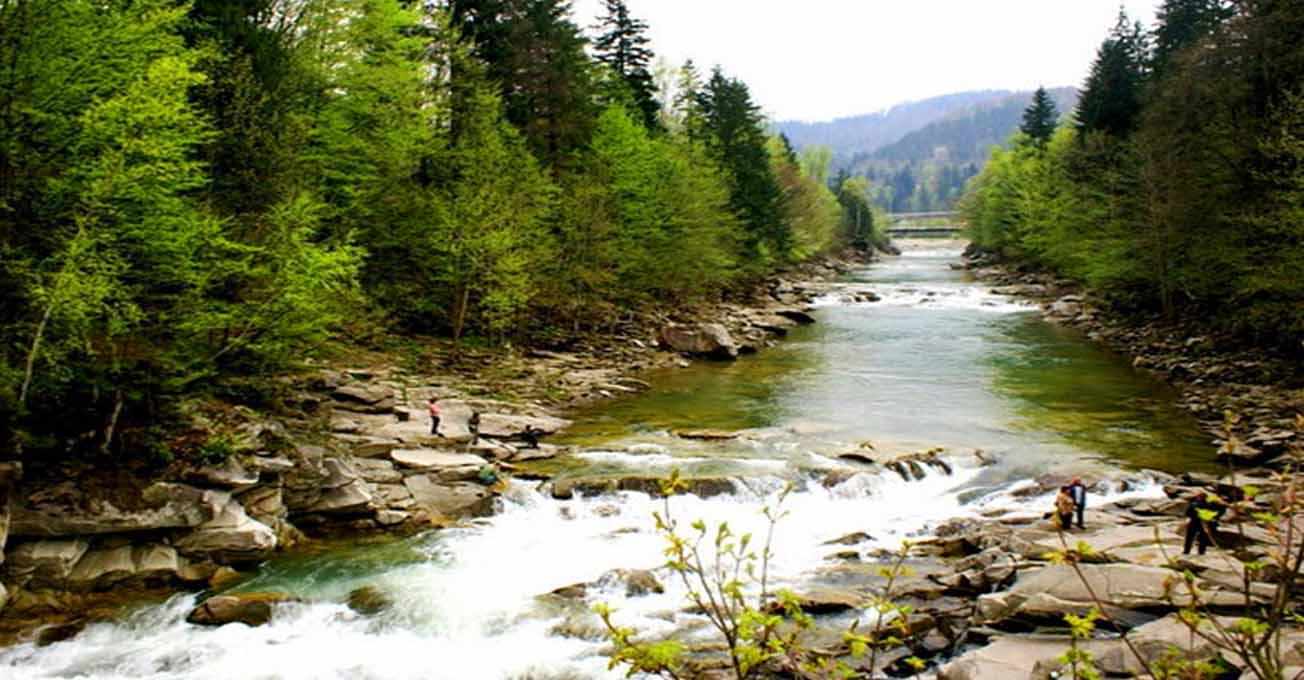 Найцікавіші місця Карпат, які варто відвідати влітку 2020