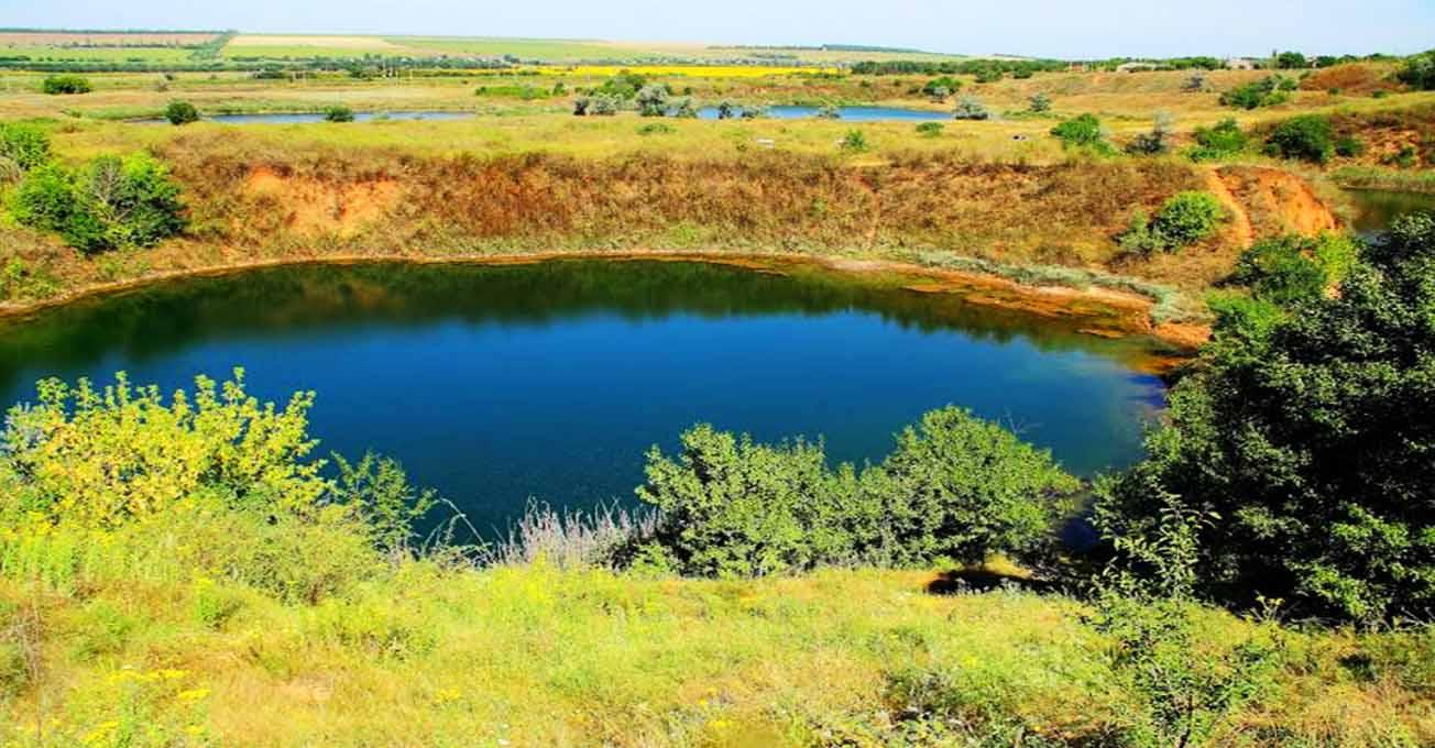 Найзагадковіші і дивні місця України