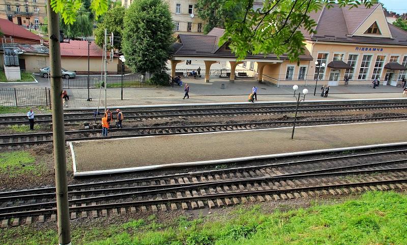 Станція під Високим Замком - Львів