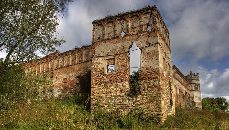 Замок у Старому Селі