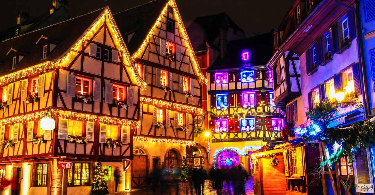 Кращі міста Європи для святкування Різдва