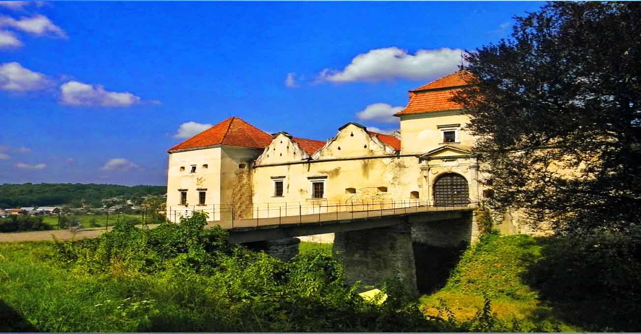 Казковий замок на Львівщині, де проходили кінозйомки
