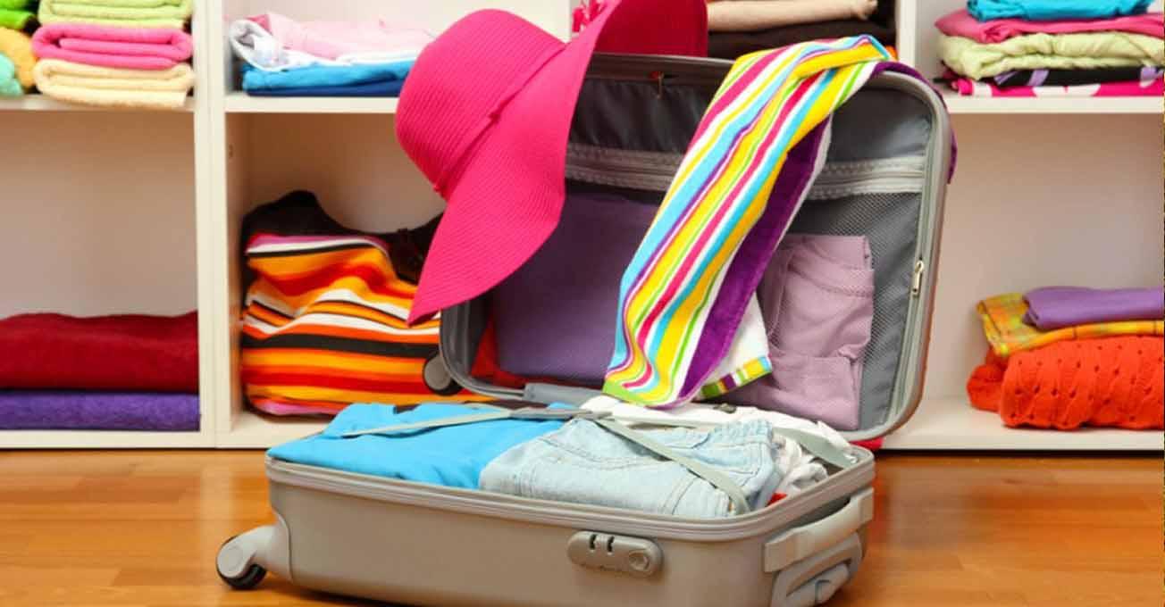 Речі, які не варто брати з собою у відпустку
