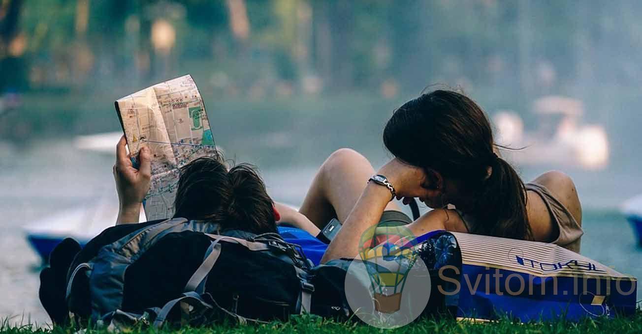 Планування подорожі сприятливо впливає на здоров'я