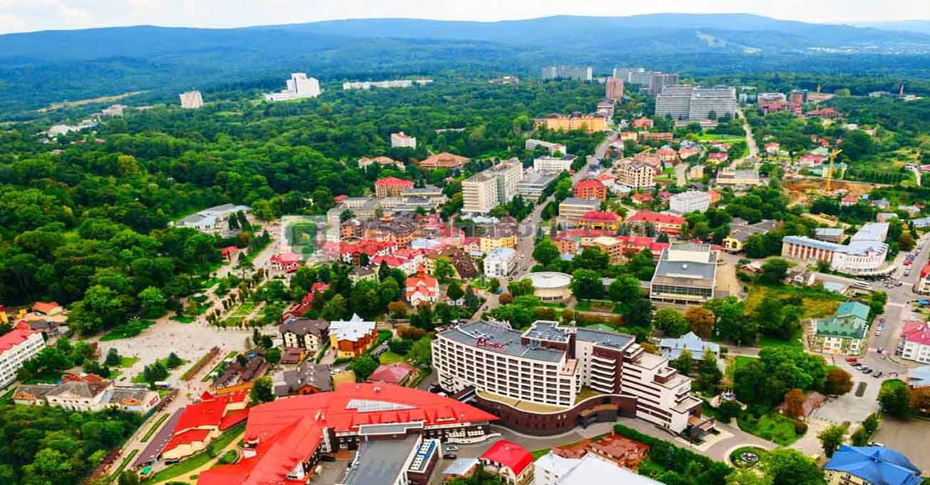 Трускавець і Східниця - особливі перлини України