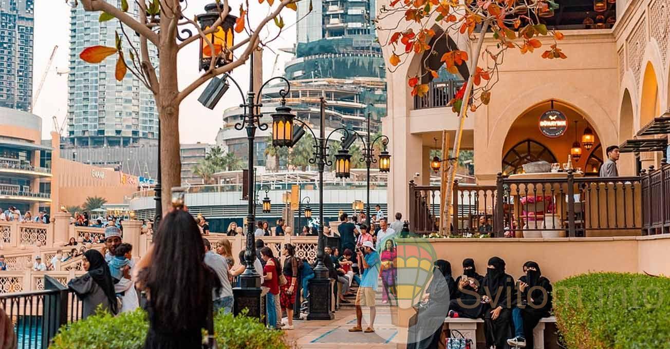Речі, через які  в ОАЕ можуть заарештувати