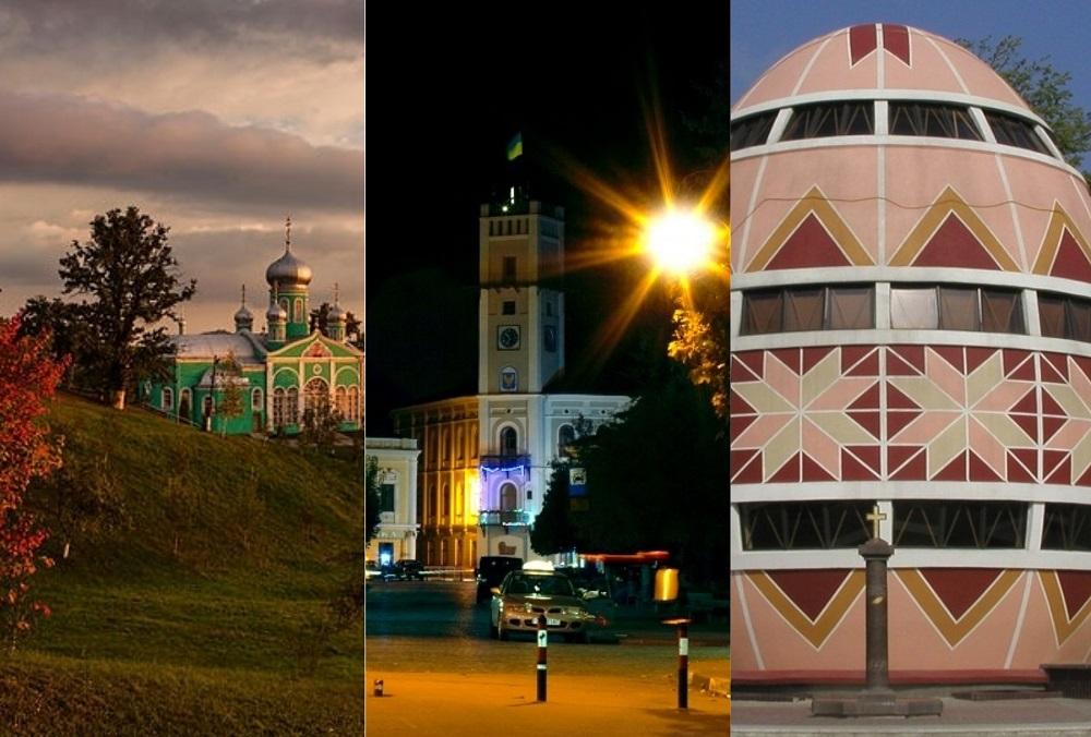 5 дивовижних міст Західної України: де відпочити окрім Львова?